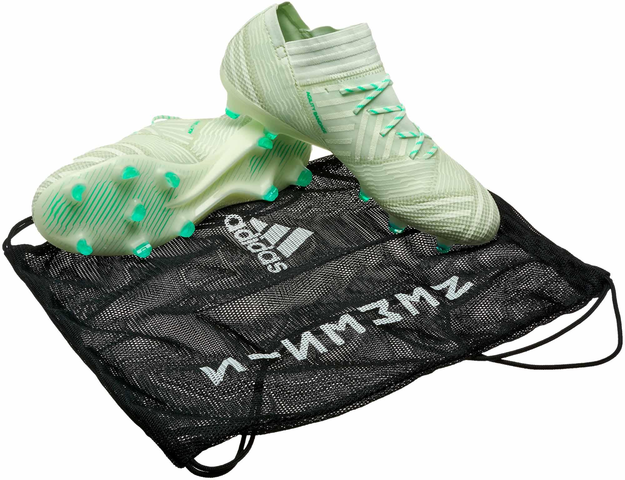 in stock 39a09 fd644 adidas Nemeziz 17.1 FG – Aero GreenHi-Res Green
