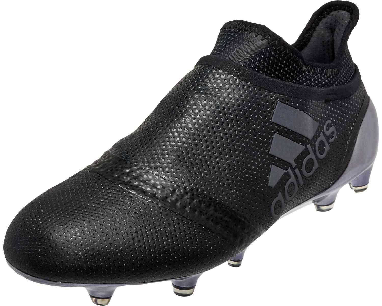 buy online 5fc3a 04d32 adidas X 17 FG – Black Super Cyan