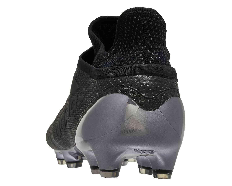 watch d03a6 f3cd6 adidas X 17+ FG - Black adidas soccer cleats - SoccerPro.com
