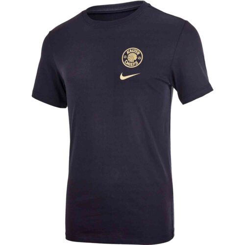 Nike Kaizer Chiefs 50th Anniversary Tee – Black