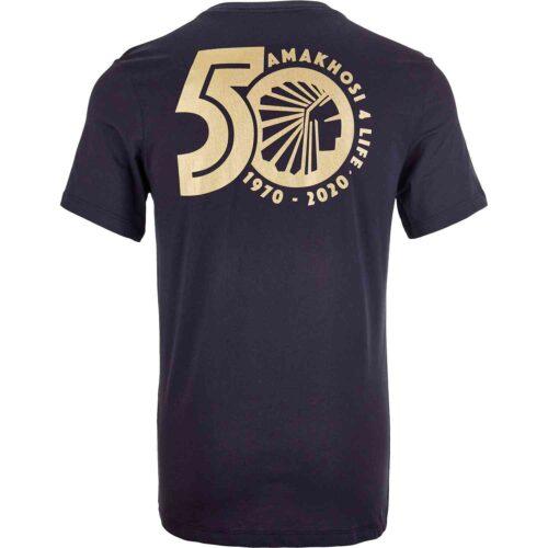 Nike Kaizer Chiefs 50th Anniversary Tee – Black