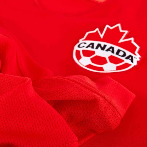 2019 Kids Nike Canada Home Jersey