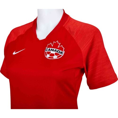 2019 Womens Nike Canada Home Jersey