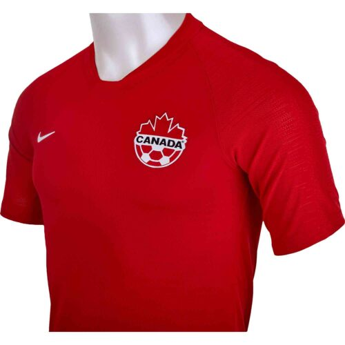2019 Nike Canada Home Match Jersey