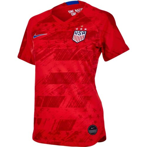 2019 Womens Nike 4-Star USWNT Away Jersey