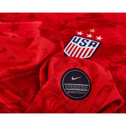 2019 Womens Nike 4-Star USWNT Away Jersey