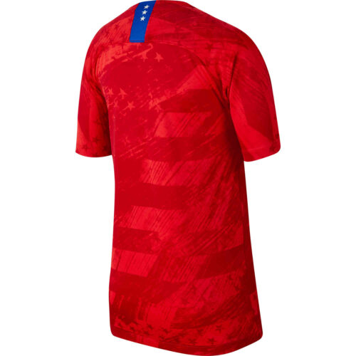 2019 Kids Nike 4-Star USWNT Away Jersey