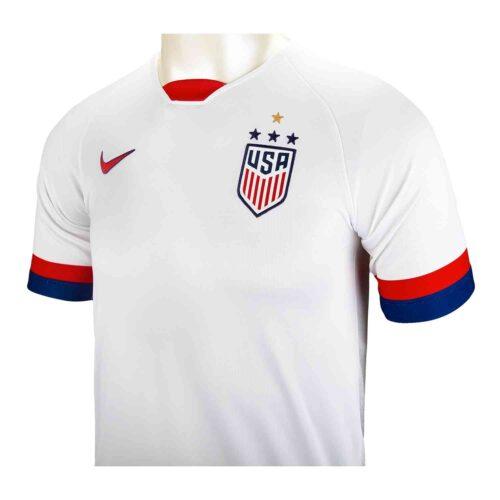 2019 Kids Nike 4-Star USWNT Home Jersey