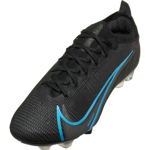 Nike Mercurial Vapor 14 Elite FG – Black Pack