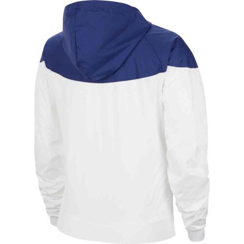 Womens Nike 4-Star USWNT Windrunner Jacket – White & Blue Void