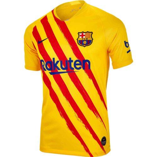 2019/20 Nike Barcelona El Clasico Jersey