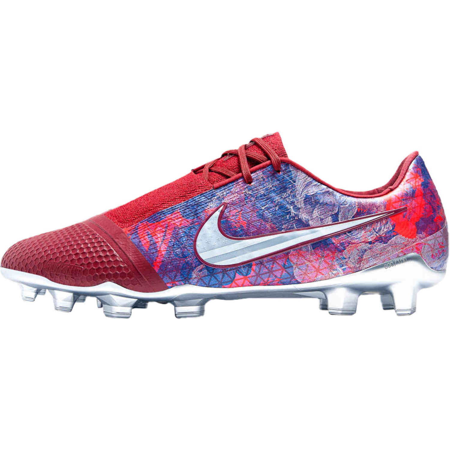 half off 6f414 4ebc9 Womens Nike Alex Morgan Phantom Venom Elite FG - Team Red ...