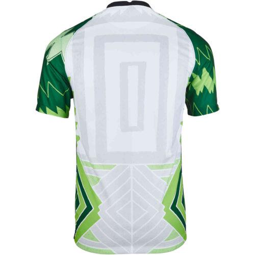 2020 Nike Nigeria Home Jersey