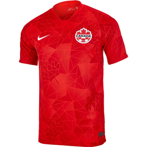 2020 Nike Canada Home Jersey