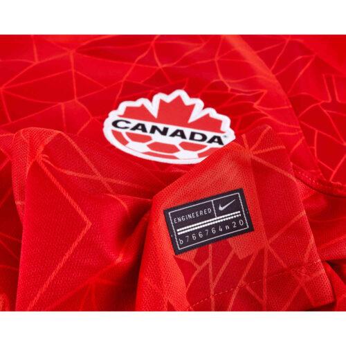 2020 Nike Canada Home Jersey