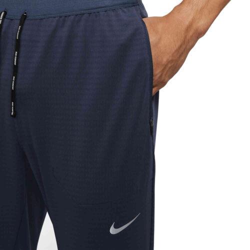 Nike Phenom Elite Knit Running Pants – Thunder Blue/Reflective Silver