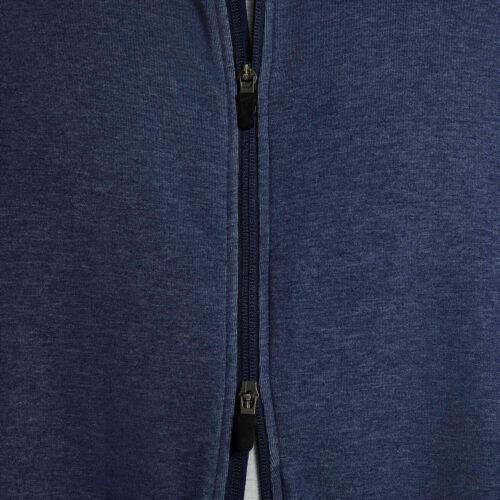 Nike Yoga Full-zip Fleece Hoodie – Midnight Navy/Heather