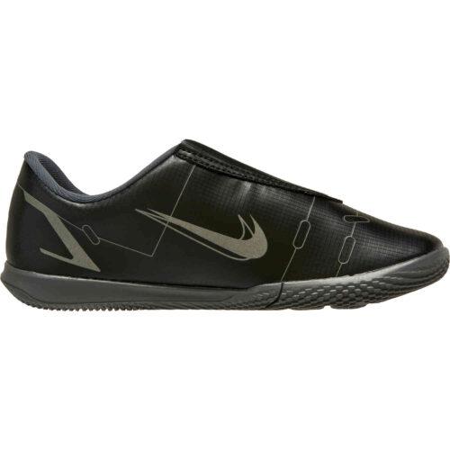 Kids Nike Velcro Mercurial Vapor 14 Club IC – Black Pack