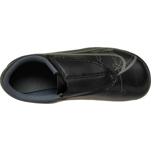 Kids Nike Velcro Mercurial Vapor 14 Club FG – Black Pack