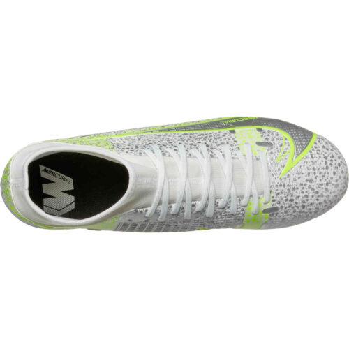Nike Mercurial Superfly 8 Academy FG – Silver Safari