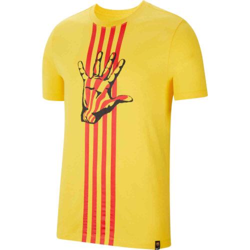 Nike Barcelona El Clasico Tee – Varsity Maize