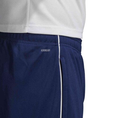 adidas Core 18 Training Pants – Dark Blue/White