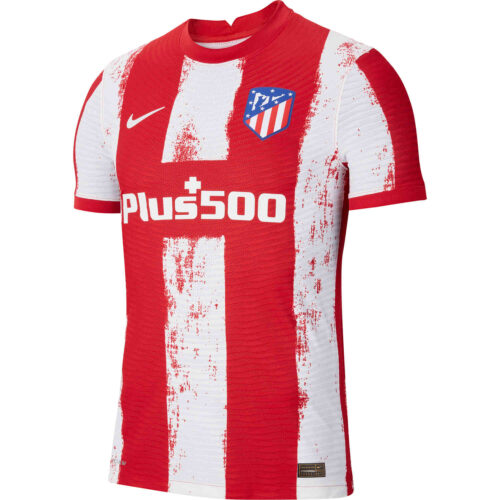 2021/22 Nike Atletico Madrid Home Match Jersey
