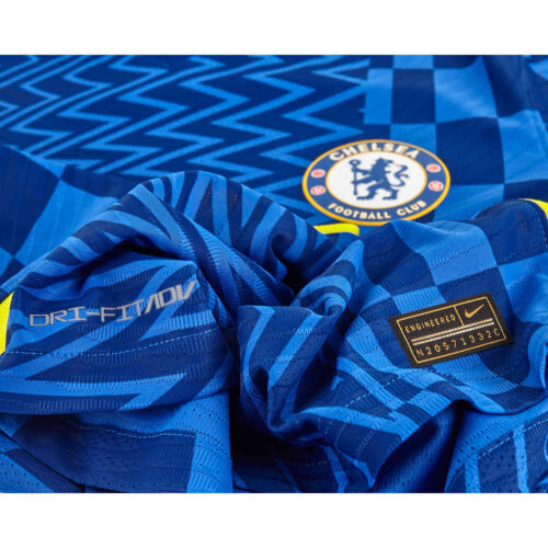 2021/22 Nike Billy Gilmour Chelsea Home Match Jersey