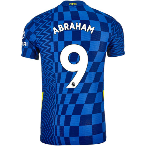 2021/22 Nike Tammy Abraham Chelsea Home Match Jersey