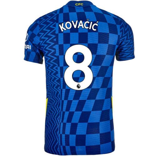 2021/22 Nike Mateo Kovacic Chelsea Home Match Jersey