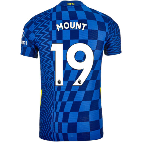 2021/22 Nike Mason Mount Chelsea Home Match Jersey