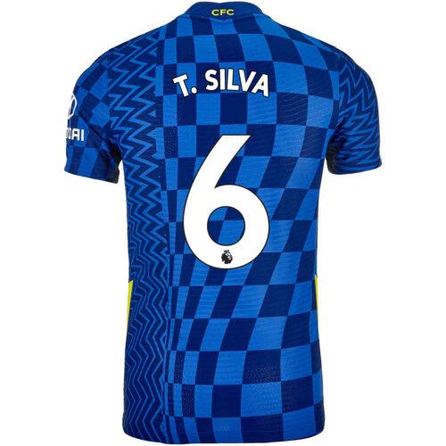 2021/22 Nike Thiago Silva Chelsea Home Match Jersey