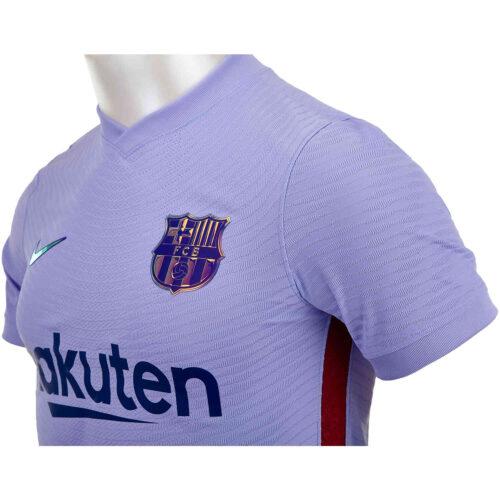 2021/22 Nike Barcelona Away Match Jersey