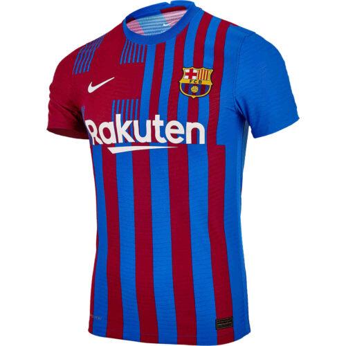 2021/22 Nike Barcelona Home Match Jersey