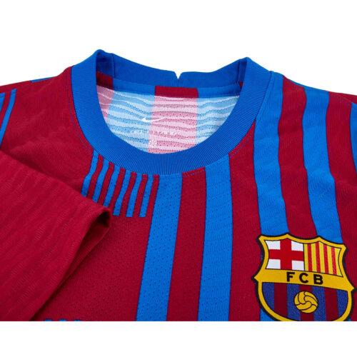 2021/22 Nike Sergi Roberto Barcelona Home Match Jersey