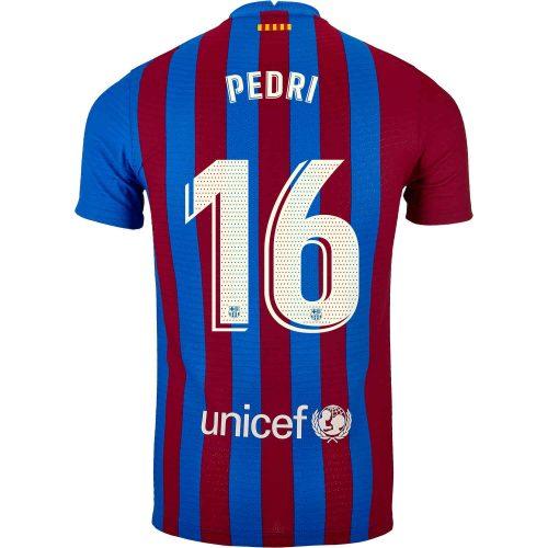 2021/22 Nike Pedri Barcelona Home Match Jersey