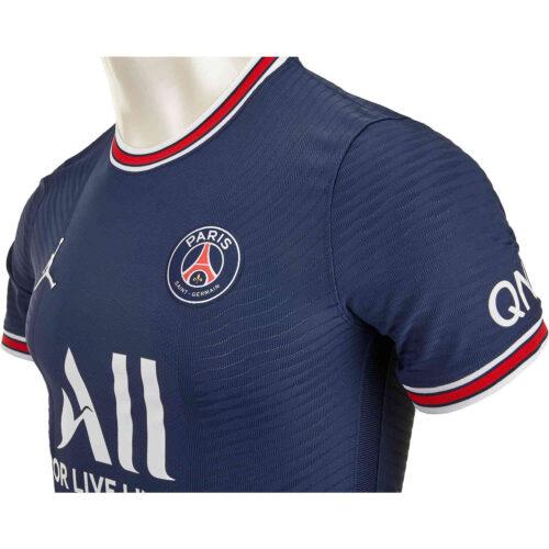 2021/22 Nike PSG Home Match Jersey