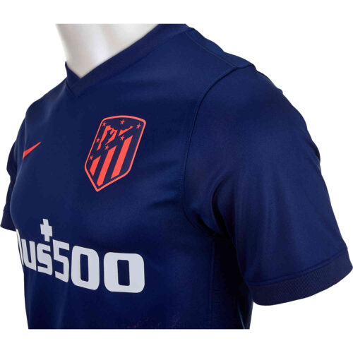 2021/22 Nike Atletico Madrid Away Jersey