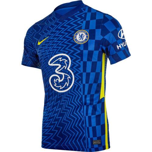 2021/22 Nike Billy Gilmour Chelsea Home Jersey