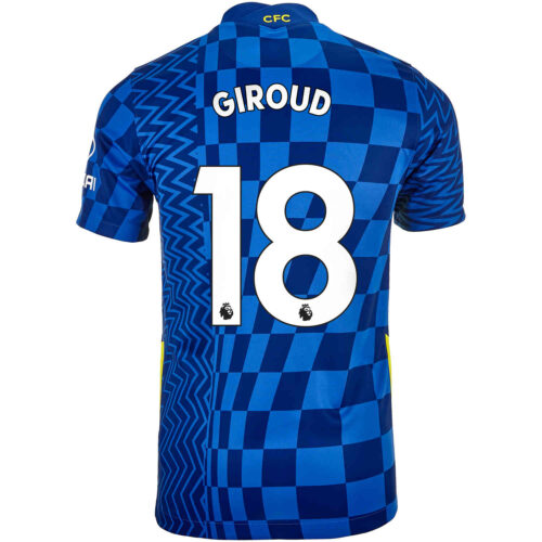 2021/22 Nike Olivier Giroud Chelsea Home Jersey