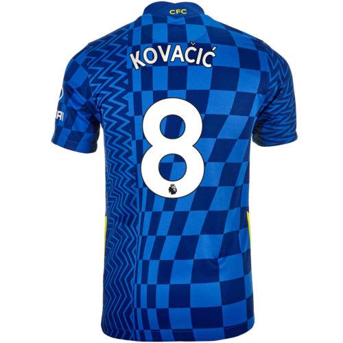 2021/22 Nike Mateo Kovacic Chelsea Home Jersey