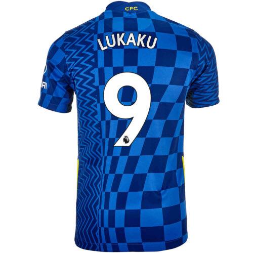 2021/22 Nike Romelu Lukaku Chelsea Home Jersey