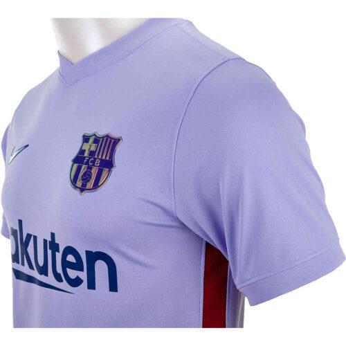 2021/22 Nike Barcelona Away Jersey