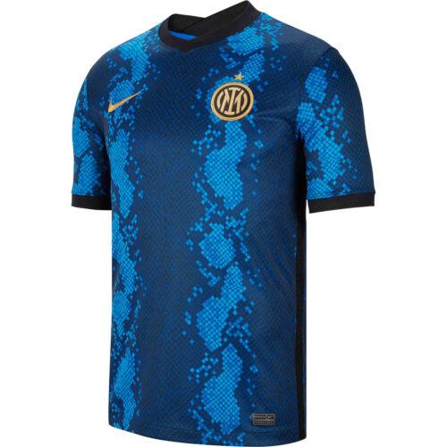 2021/22 Nike Inter Milan Home Jersey