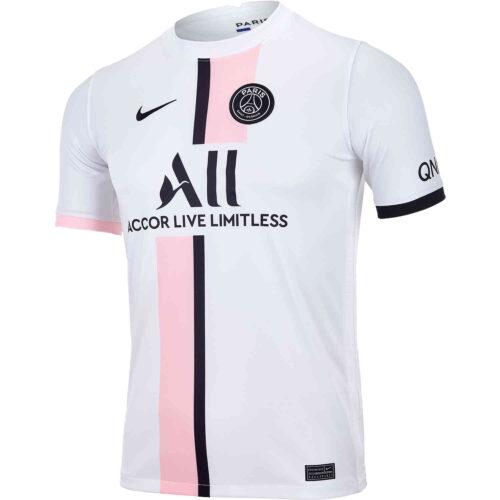 2021/22 Nike PSG Away Jersey