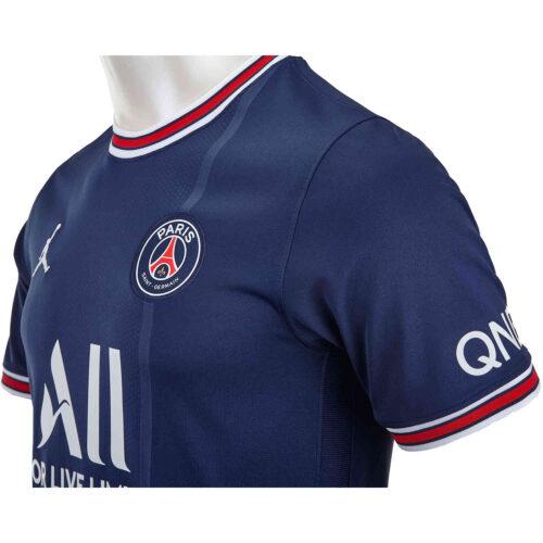 2021/22 Nike Neymar Jr PSG Home Jersey