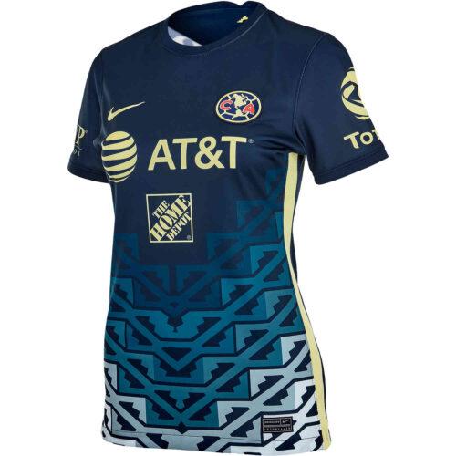 2021/22 Womens Nike Club America Away Jersey