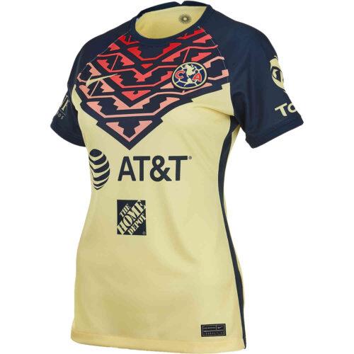 2021/22 Womens Nike Club America Home Jersey