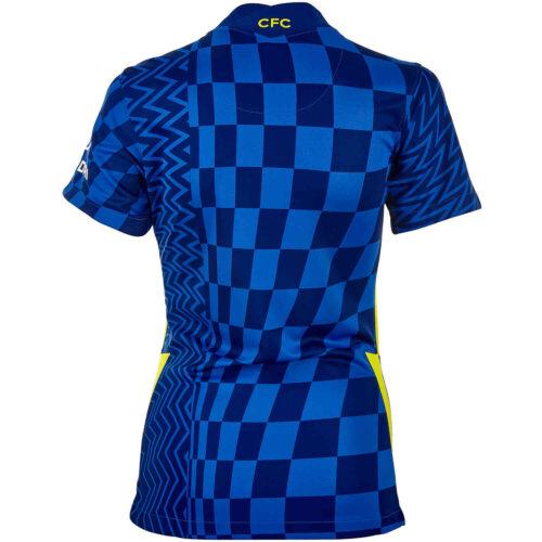 2021/22 Womens Nike Chelsea Home Jersey