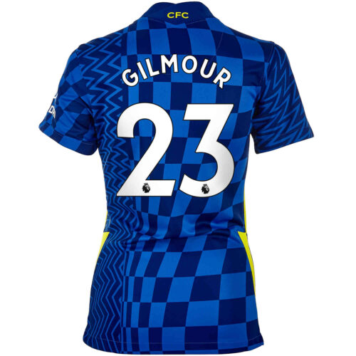2021/22 Womens Nike Billy Gilmour Chelsea Home Jersey